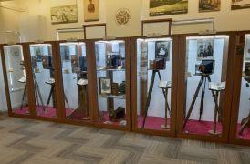 130 yıllık yerli fotoğraf makinesi büyük ilgi görüyor