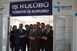 AÇSH İl Müdürlüğünde İş Kulübü açıldı