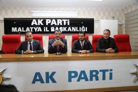 AK Parti Büyükşehir Adayı Gürkan'dan birlik vurgusu