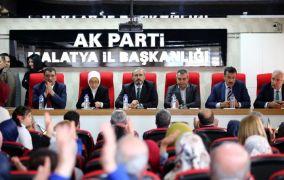 """AK Parti Genel Başkan Yardımcısı Ünal: """"Biz PKK, Pensilvanya, FETÖ'yü, onların ağzıyla konuşanları da sevindirmeyeceğiz"""""""