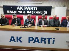AK Parti İl Başkanı Koca'dan mitinge davet