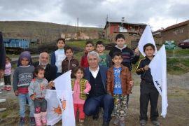 AK Partili Güder, çalışmalarını sürdürüyor