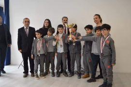 Bahçeşehir Koleji, Satrançta İl birincisi