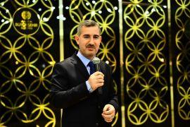 Başkan Çınar belediye personelleriyle bir araya geldi