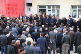 Başkan Gürkan'dan yoğun seçim mesaisi