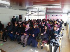 Başkan Kazgan'dan 8 Mart Kutlaması