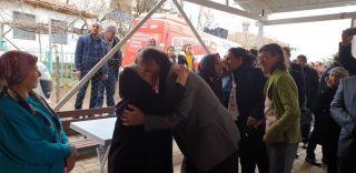 Başkan Kızıldaş, doğup büyüdüğü mahallesinde coşkuyla karşılandı