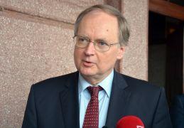 Büyükelçi Christian Berger'den Golan Tepeleri açıklaması