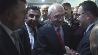 CHP Lideri Kılıçdaroğlu Malatya'da