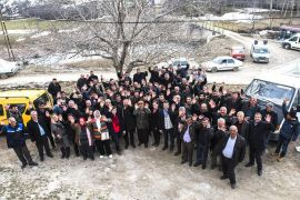 DSP Arguvan Adayı Kılıç'ın projeleri ilgi gördü