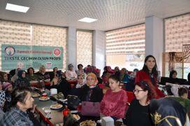 Darende'de Kadınlar Günü kutlandı