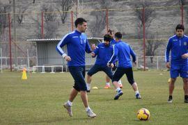 E.Yeni Malatyaspor'da Ankaragücü maçı hazırlıkları sürüyor