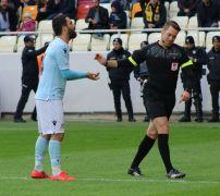 E.Yeni Malatyaspor – M.Başakşehir maçında VAR bozuldu