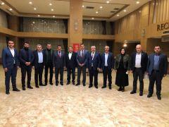 Gürkan'dan 'Şeffaf yönetim' vurgusu