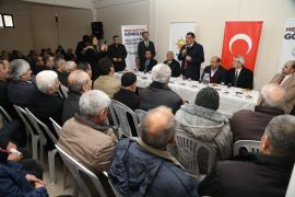 Gürkan'dan gönül belediyeciliği açıklaması