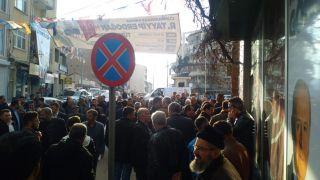 Hekimhan'da Cumhur İttifakına destek artıyor