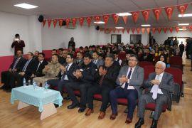 Hekimhan'da İstiklal Marşının 98. yılı kutlandı