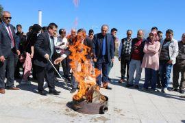İnönü Üniversitesi'nde 21 Mart Nevruz Bayramı