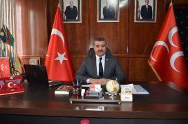 MHP İl Başkanı Avşar'dan 'Tıp Bayramı' mesajı