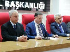 """Malatya'da AK Parti'den """"28 Şubat"""" açıklaması"""