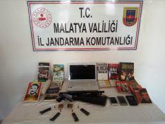 Malatya'da PKK/KCK operasyonu: 3 gözaltı