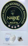 Malatya merkezli 2 ilde uyuşturucu operasyonu: 4 tutuklama