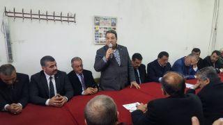 Milletvekili Fendoğlu HES sorunu yerinde dinledi