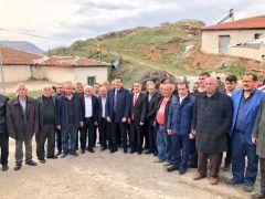 Milletvekili Tüfenkci, Kale ilçesini ziyaret etti