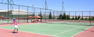 Okullar Arası Teniste dereceye girenler belli oldu