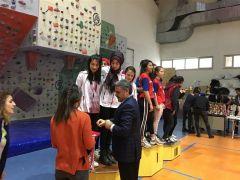 Okullararası Spor Tırmanışı Müsabakaları sona erdi