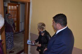 Parlak'tan 'TOKİ bölgesine hizmet yok' açıklaması
