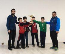 Satranç Turnuvasına Olimpiyat Koleji damgası