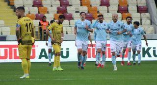Spor Toto Süper Lig: Evkur Yeni Malatyaspor: 0 – Medipol Başakşehir: 2 (Maç sonucu)
