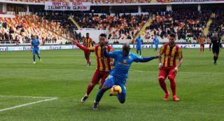 Spor Toto Süper Lig: Evkur Yeni Malatyaspor: 3 – Ankaragücü: 1 (Maç sonucu)
