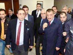 TÜMSİAD Başkanı Gümüş'ten, Gürkan'a tam destek