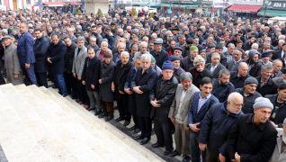 Vahşi saldırıda hayatını kaybedenler için gıyabi cenaze namazı