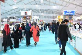 8. Malatya Anadolu Kitap ve Kültür Fuarı kapılarını açtı