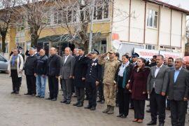 Arguvan'da Polis Teşkilatının kuruluşu kutlandı