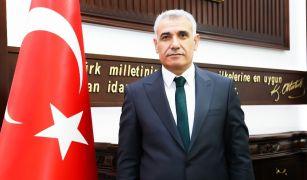Başkan Güder'den 1 Mayıs mesajı
