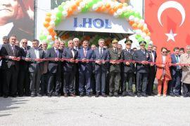 Bölgenin en büyük Tarım Fuarı Malatya'da açıldı