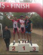 Dağ Bisikleti Takımı ODTÜ'de Kupa Kaldırdı