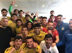Evkur Yeni Malatyaspor U19 deplasmanda galip