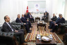 Gürkan'dan Battalgazi Belediyesine ziyaret