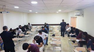 İnönü Üniversitesi'nde YÖS sınavı yapıldı