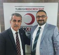 Kızılay Malatya şubesinde görev değişimi