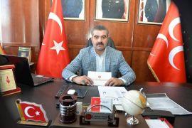 MHP İl Başkanı Avşar'dan 1 Mayıs mesajı