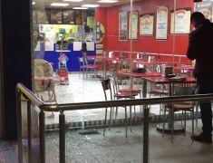 Malatya'da bir işyerine silahlı saldırıda bulunuldu.