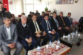 Malatya Kayısı kent Muhtarlar derneğinin olağan Genel Kurulunu yaptı