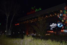Malatya Park ışıklarını gelecek için kapattı