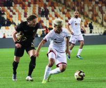 Spor Toto 1. Lig: B. Elazığspor: 1 – Osmanlıspor: 2